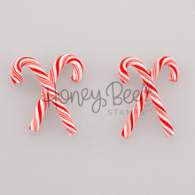 Load image into Gallery viewer, Candy Cane | Clay Pieces