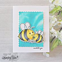 Load image into Gallery viewer, Mommy To Bee | 4x4 Stamp Set