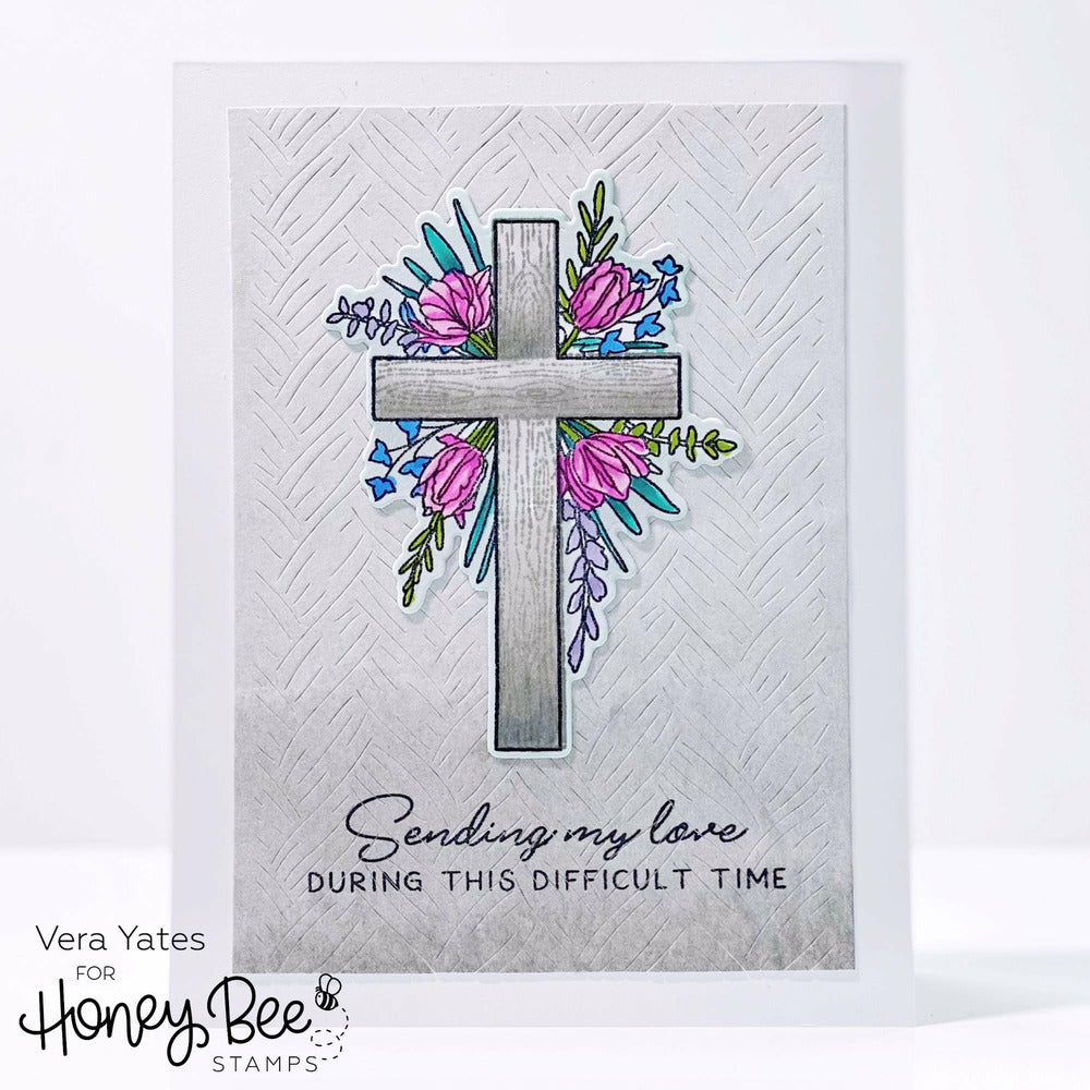Load image into Gallery viewer, Old Rugged Cross | 6x8 Stamp Set