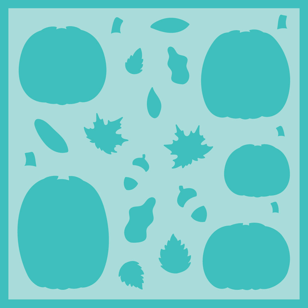 Load image into Gallery viewer, Pumpkin Patch | Stencil