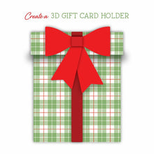 Load image into Gallery viewer, Gift Card Present Box | Honey Cuts