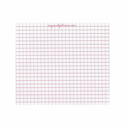 Load image into Gallery viewer, My Sweet Petunia | MISTI | Grid Paper Pad | Mini