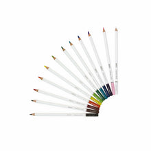 Load image into Gallery viewer, Nuvo Watercolor Pencils 12/Pkg Brilliantly Vibrant
