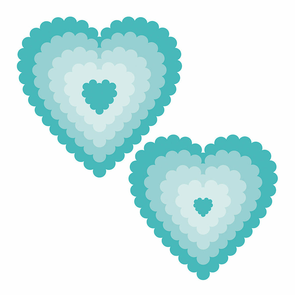 Load image into Gallery viewer, Scallop Hearts | Honey Cuts