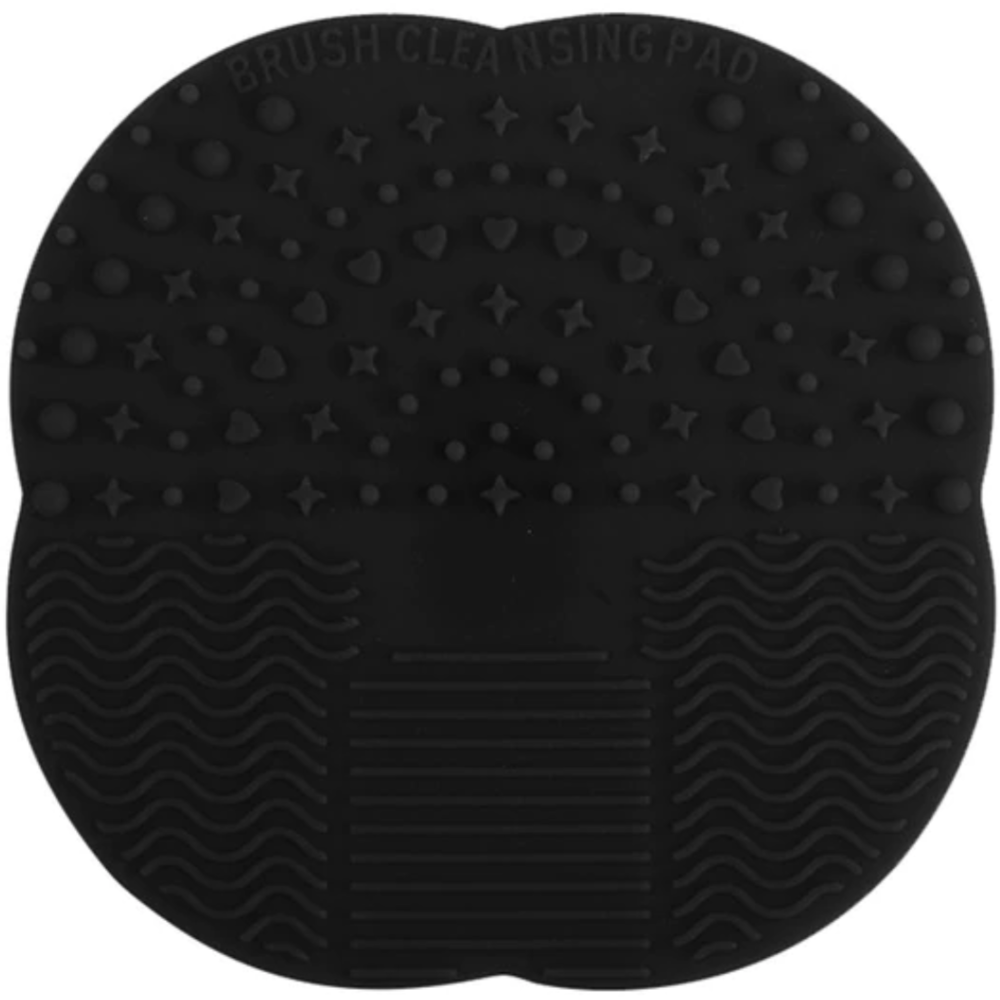Load image into Gallery viewer, Silicone Brush Scrubber | Black