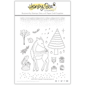 Silent Night | 6x8 Stamp Set