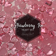 Load image into Gallery viewer, Strawberry Ice | Acrylic Hearts Mix