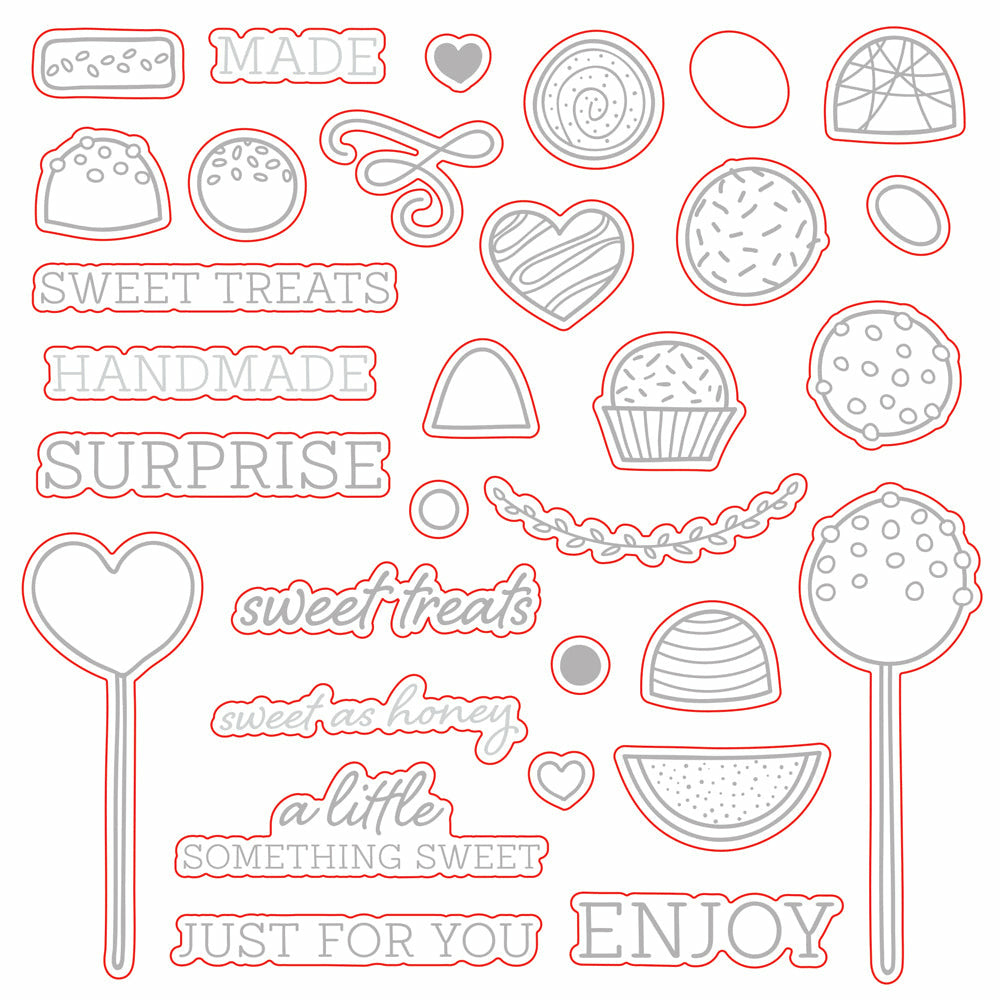 Load image into Gallery viewer, Sweet Treats | Honey Cuts