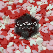 Load image into Gallery viewer, Sweethearts | Clay Hearts