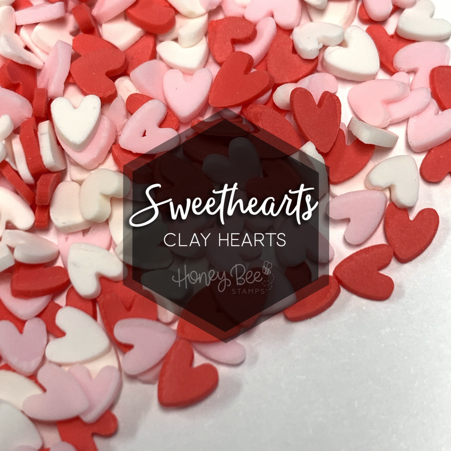 Sweethearts | Clay Hearts