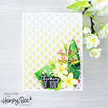 Load image into Gallery viewer, Garden Lattice Cover Plate - Top | Honey Cuts