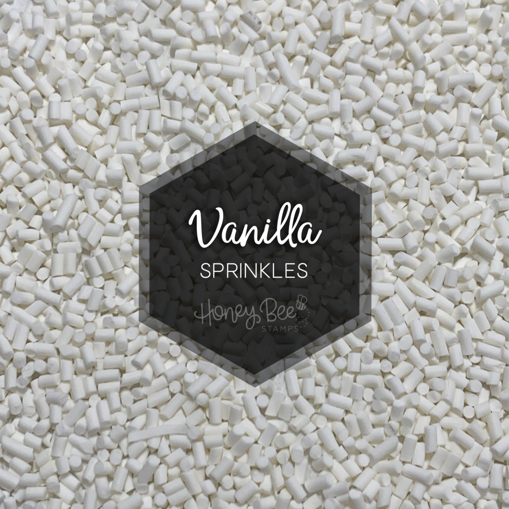 Load image into Gallery viewer, Vanilla Sprinkles | Clay Pieces | For Shaker Cards