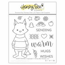 Load image into Gallery viewer, Warm Wishes | 4x4 Stamp Set