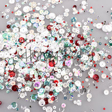 Load image into Gallery viewer, Holiday Cheer | Sequin Mix