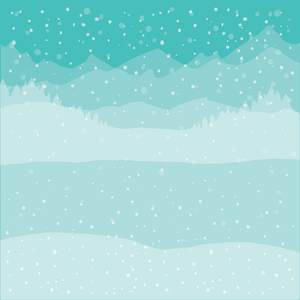 Winter Wonder | Background Stencils | Set of 6