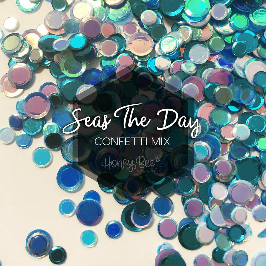 Seas The Day | Confetti Mix