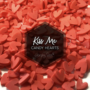 Kiss Me | Candy Hearts
