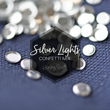 Load image into Gallery viewer, Silver Lights | Confetti Mix