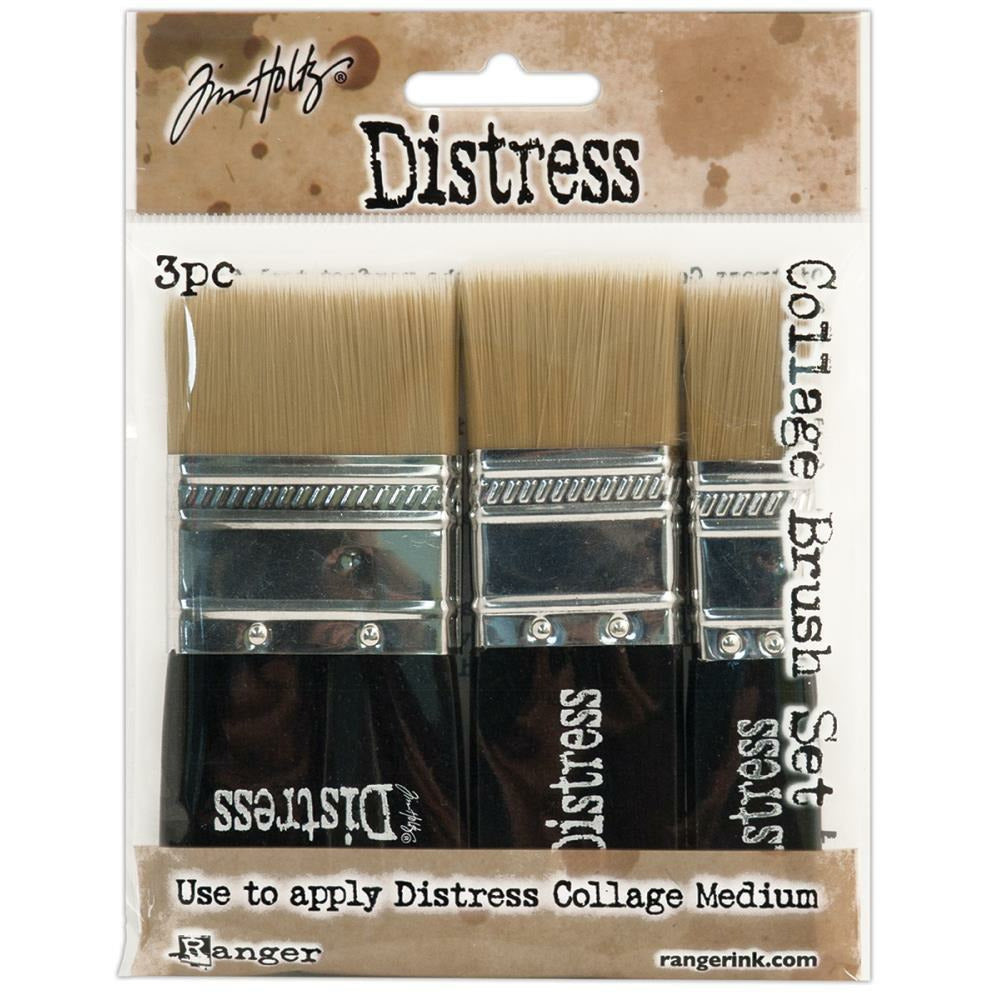 Load image into Gallery viewer, Tim Holtz Distress Collage Brush Assortment
