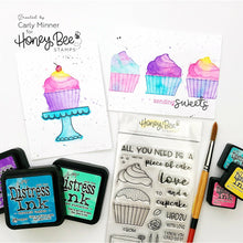 Load image into Gallery viewer, Brie Mine | 4x8 Stamp Set