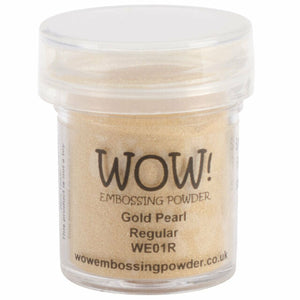 WOW! Embossing Powder, Gold Pearl