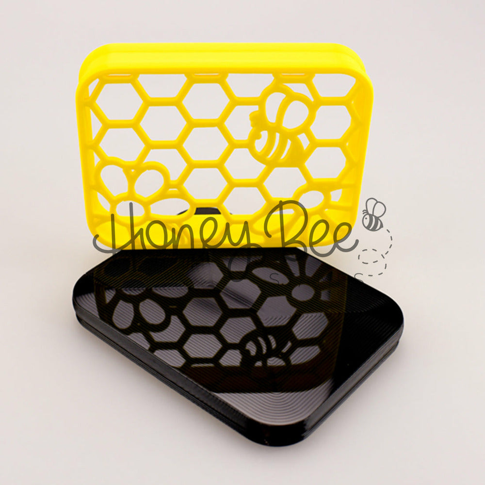 Load image into Gallery viewer, Honey Bee Shammy Case - Yellow