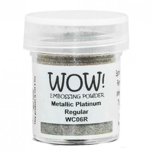 Load image into Gallery viewer, WOW! Embossing Powder | Metallic Platinum