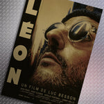 LEON The Professional Classic Movie Poster - Bags of Shizzle