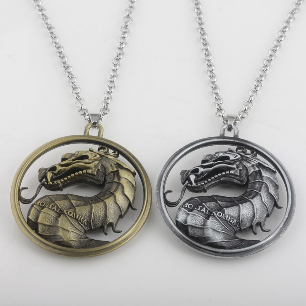Game of Thrones Dragon Pendant Necklace - Bags of Shizzle