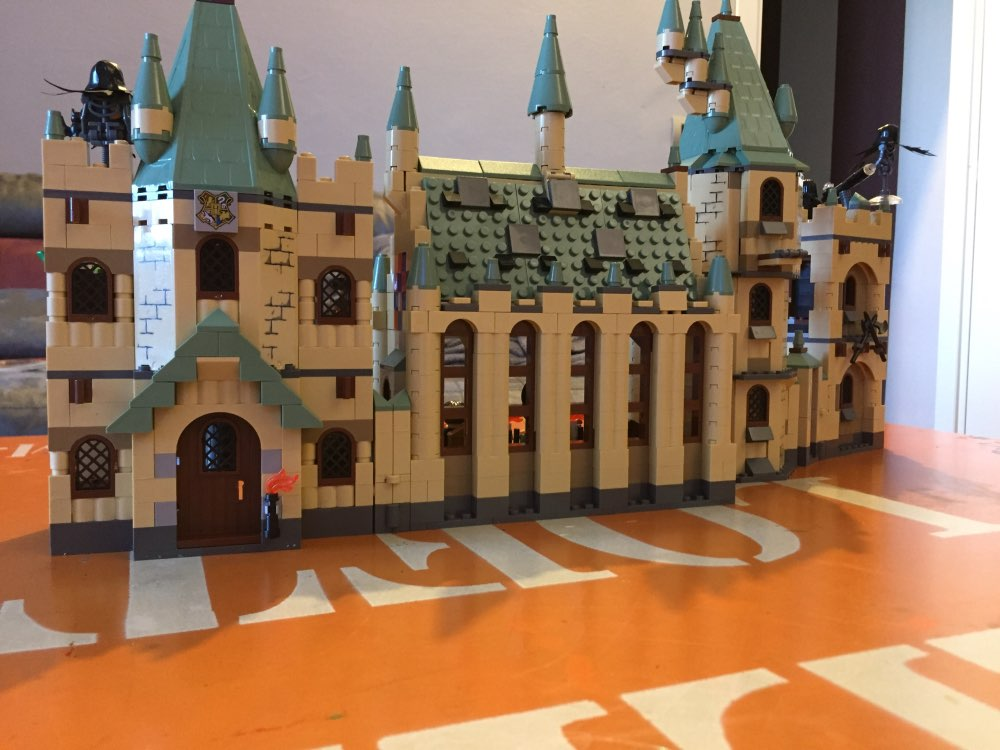 The Hogwarts Castle Lego Style Set 1340Pcs - Bags of Shizzle