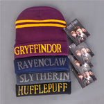 Harry Potter House Themed Winter Beanies - Bags of Shizzle