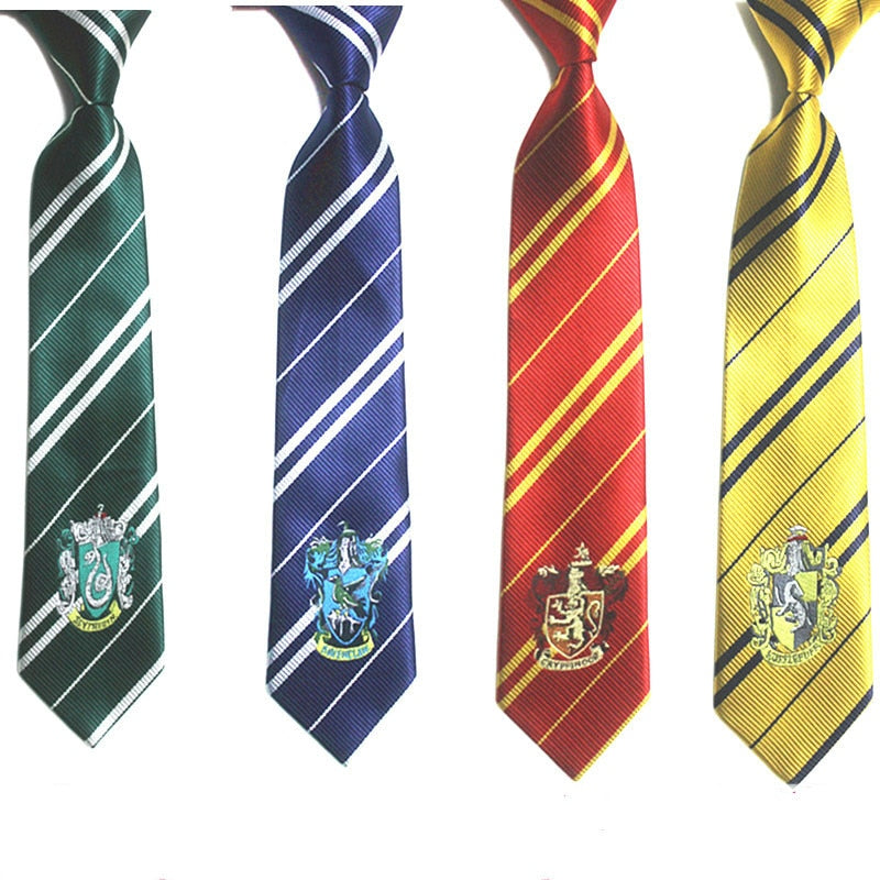 Harry Potter Necktie - Bags of Shizzle