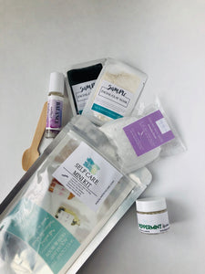 Self Care At Home Mini Kit
