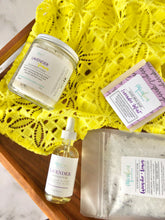Load image into Gallery viewer, Lavender + Lemon Sugar Body Scrub