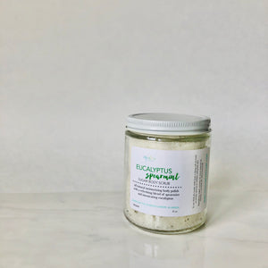 Eucalyptus Spearmint Sugar Body Scrub