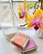 Load image into Gallery viewer, Grapefruit + Tea Tree Soap Bar