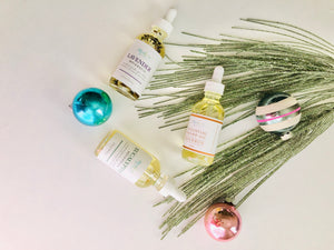 Lavender Bath & Body Oil