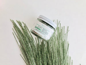 Green Goddess Facial Clay Mask