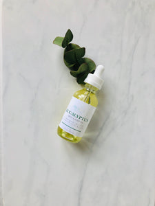 Eucalyptus Tea Tree Bath & Body Oil
