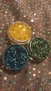 PISCES SEASON fancyflakes loose glitter