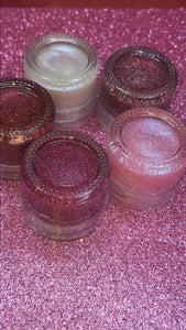 Bits Of Fancy - mini lipgloss jars