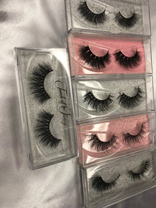 BAE LASHES COLLECTION