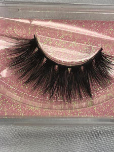 MINK LASHES - single pair