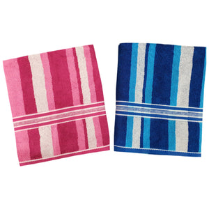 Imperfect Stripe Bath Sheet