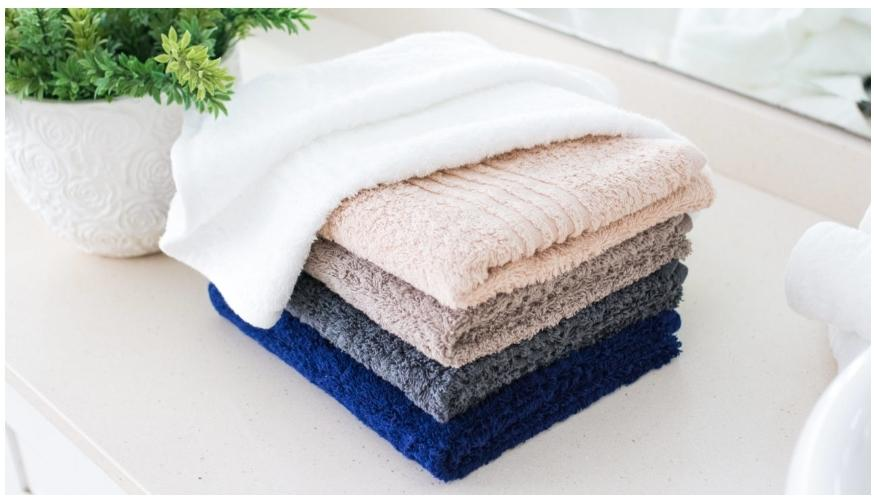 Glodina Marathon Bath Towels