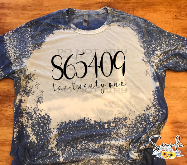 865409 ten twenty one Bleached T-shirts, Morgan Wallen Custom Shirts, Distressed Tees, Vintage-look Tees