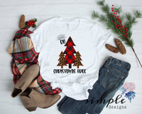 Oh Christmas Tree Christmas Shirt