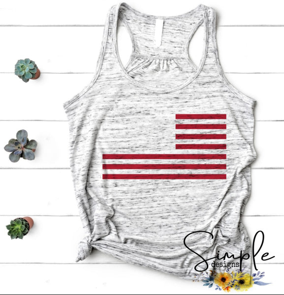 Flag Monogram T-Shirts, Custom shirts