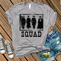 Tombstone Squad Shirts