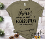 Black Friday DoorBusters Bella Canvas Tees